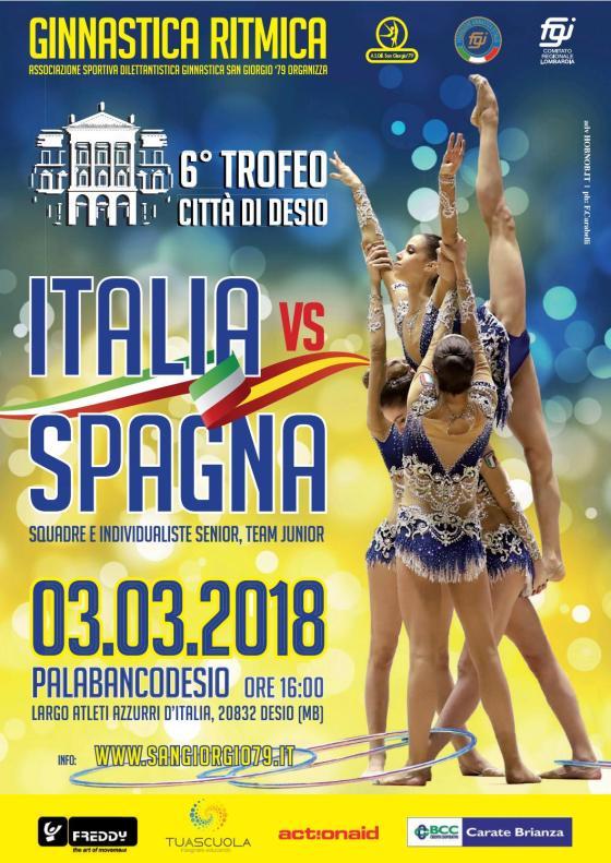 ITALIA vs SPAGNA 2018
