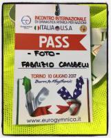 INTERNAZIONALE ITALIA USA GIUGNO 2017 TORINO
